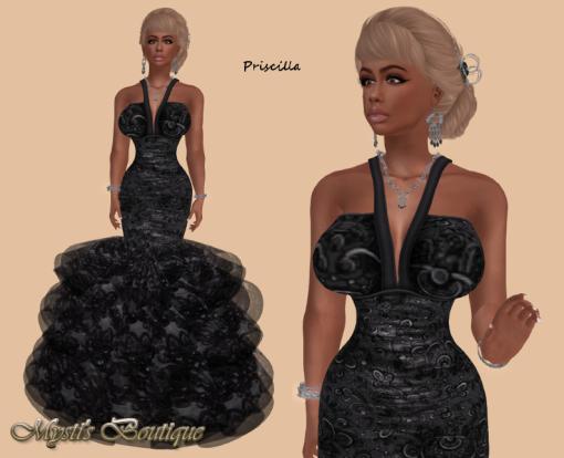 Priscilla - MP