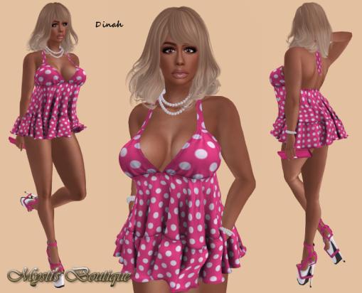 Dinah - MP