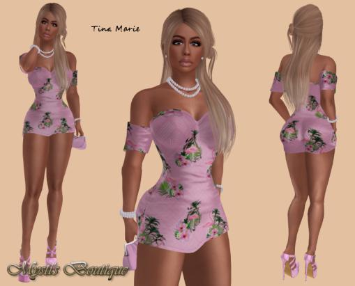 Tina Marie - MP